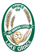 Shire of Lake Grace logo